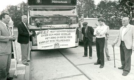 Opening busverbinding met Helmerhoek