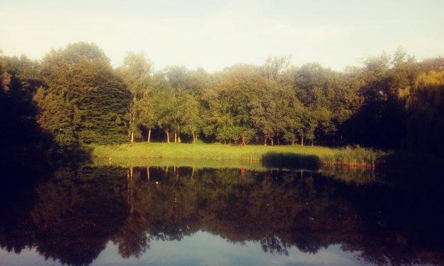 Het begin van een mooie dag op de Helmerhoek! 😀