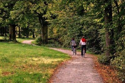 Een ontspannen fietstocht voor mantelzorgers in Enschede
