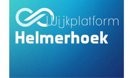 Wijkplatform online op Helmerhoeknieuws