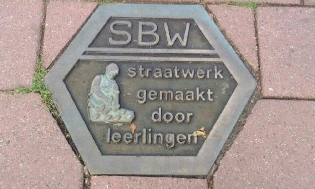 Een SBW herinneringsplaat?