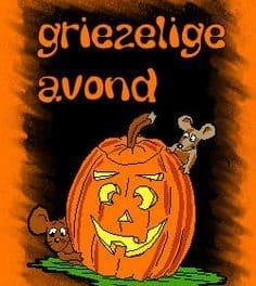 Vooraankondiging Halloween