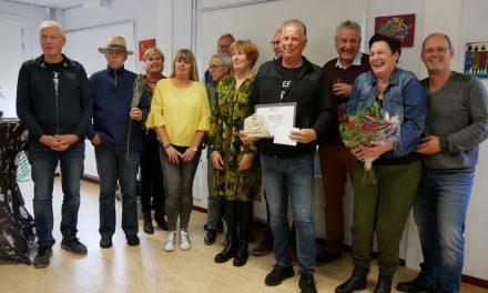 De Noaberschap Helmerhoek heeft een prijs gewonnen.