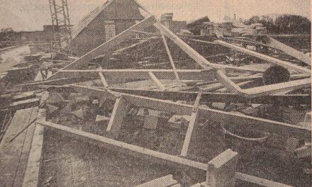 Stormschade bij nieuwbouw