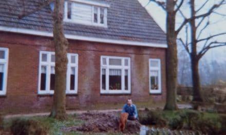 De familie Gerritsen … vroeger wonend in de Helmerhoek…