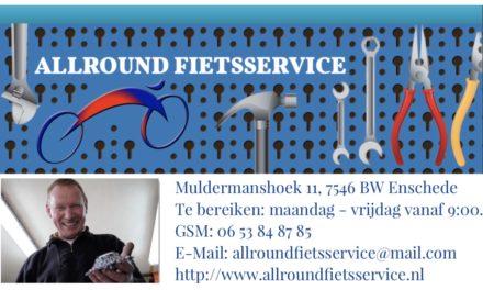 Allround Fietsservice, Jan Heinink