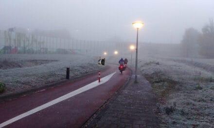Hoever staat het met camera's bij de fietstunnel?
