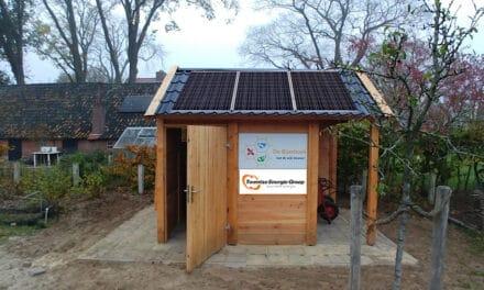 Duurzame energie in de Bijenhoek