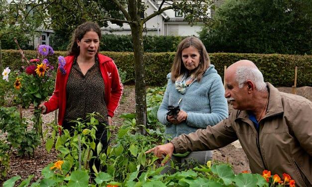 PvdA raadsfractie op bezoek